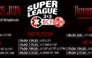 3 X 3 Super League BCF